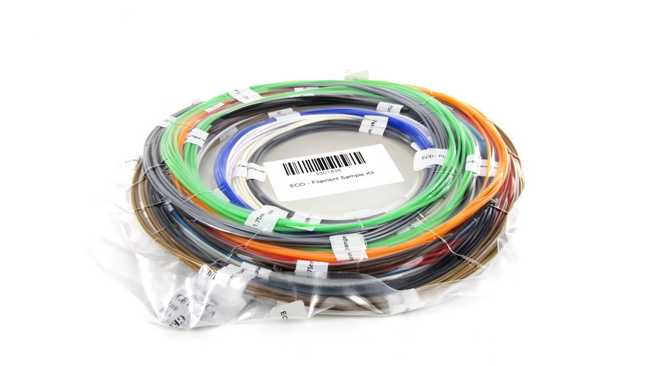 ECO - Filament sample kit