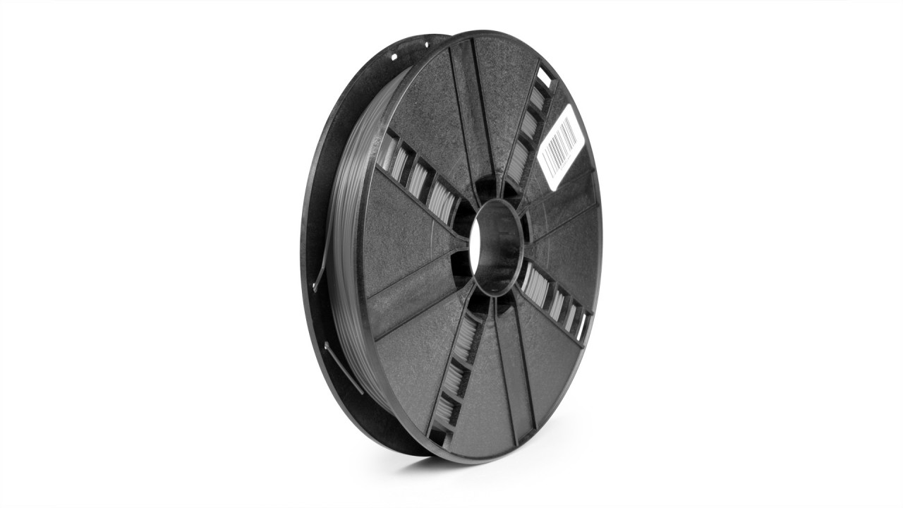 MakerBot - PLA - Cool Gray - 1.75mm - Large Spool - 0,9kg