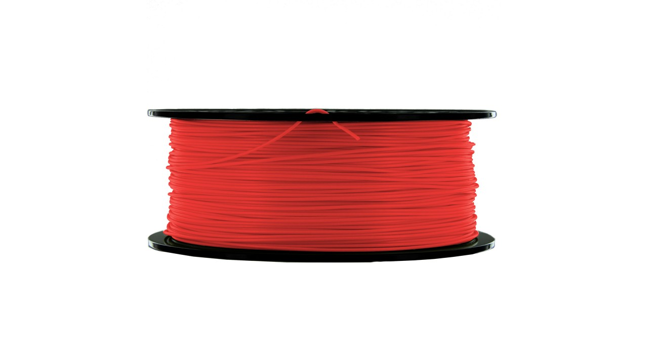 MakerBot - ABS - Red - 1,75 mm - Spool - 1 kg (3DP-filament)