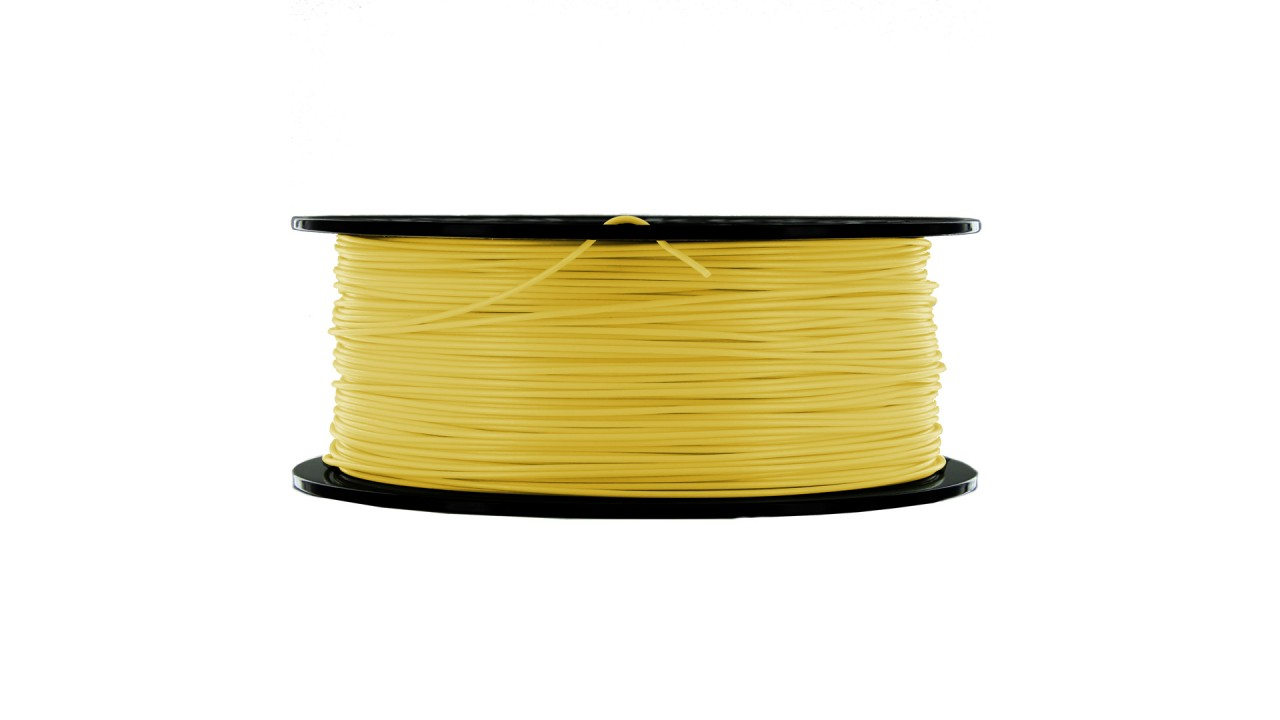 MakerBot - ABS - Yellow - 1,75 mm - Spool - 1 kg (3DP-filament)