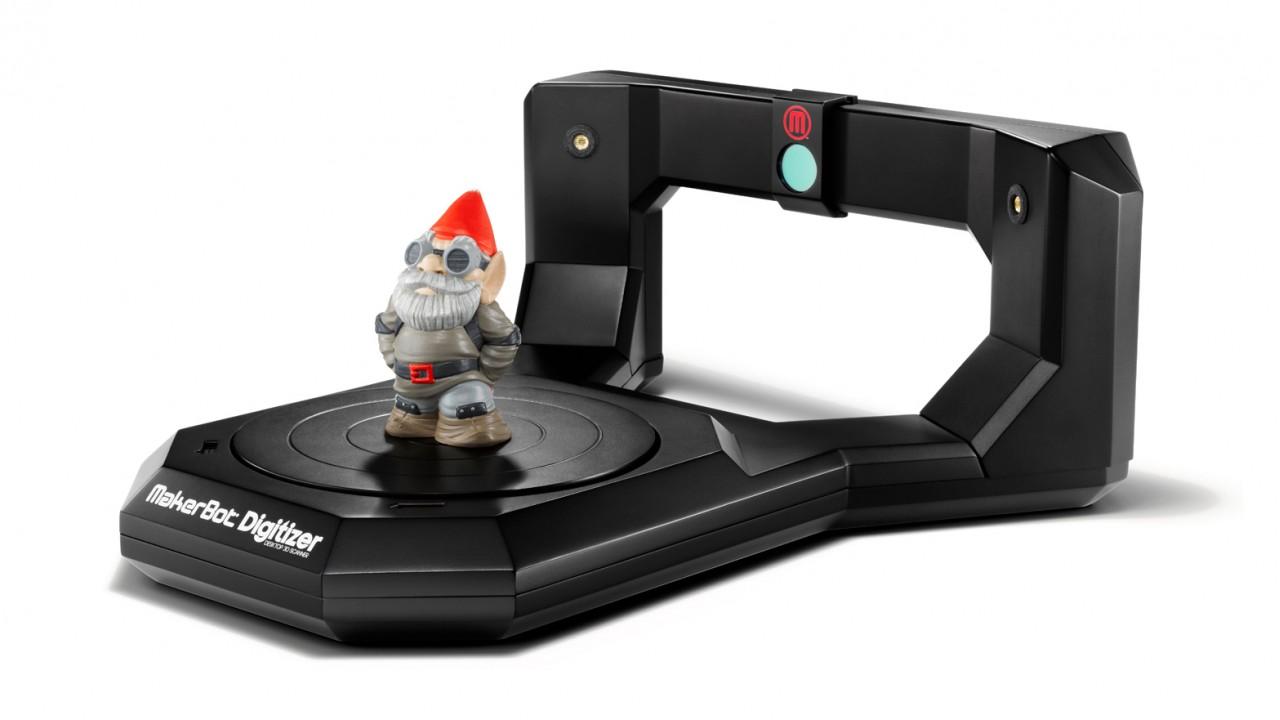 MakerBot - Digitizer