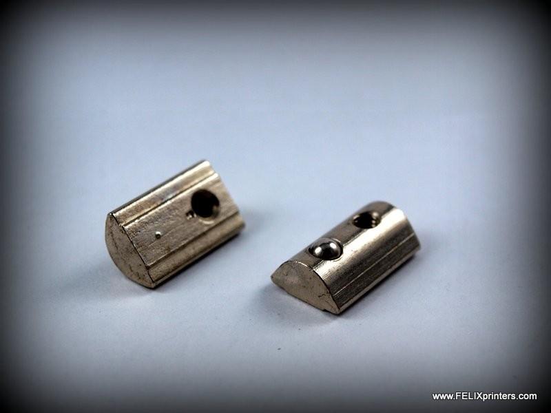 Felix T-slot nut, M4
